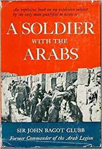 soldier with the arabs